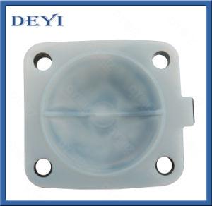 Valvola a diaframma asettica manuale di Dirigere-Modo di SS316L con il corpo del pezzo fuso