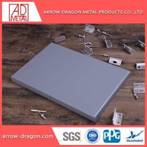 De Bekleding van de Muur van het Metaal van het aluminium voor BuitenDecoratie