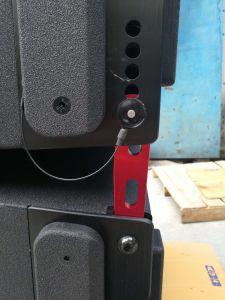 Doppia 12inch riga attiva sistema di altoparlante di schiera