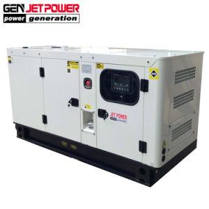 De grote Motor dreef Globale Diesel van de Garantie Macht 100 de Generator van kVA aan