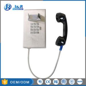 Top-Rated промышленных SIP телефоны Jr201-Fk-Vc Anti-Corrosion открытый телефон с корпус из нержавеющей стали
