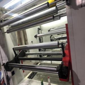 Stampatrice di plastica automatica pratica economica di rotocalco di controllo di calcolatore