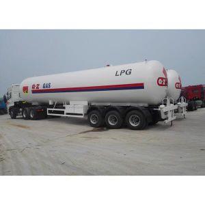30t de Semi Aanhangwagen van de Tanker van het Propaan van LPG voor Verkoop