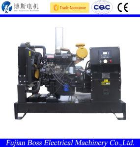 K4100dエンジンを搭載するWeifangの工場20kwディーゼル発電機