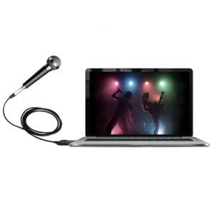 XLR 3 broches femelle pour câble mâle USB Adaptateur de cordon microphone de l'enregistreur vocal