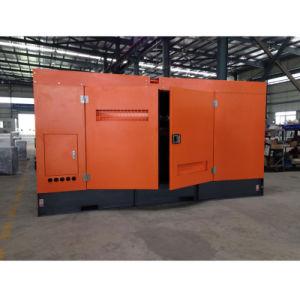 Generatore diesel silenzioso elettrico Genset di inizio 160kw 200kVA di potere di marca