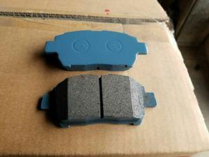 Pastilha de travão de disco de partes separadas automático para a Toyota Corolla D2183
