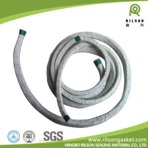 Die umsponnene keramische runde/Quadrat Faser/verdrehte Seil für Dichtungs-Dichtung