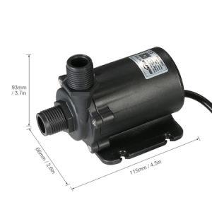 24V DC avec la pompe à eau haute pression, 91,2 Watts, économies d'énergie