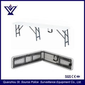 頑丈な183cmプラスチック折るベンチ(SYSG-181007A)