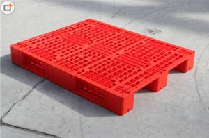 1200*1000 Indústria montável em rack para Serviço Pesado de HDPE Euro palete de plástico