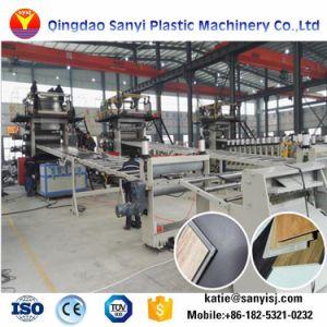 放出機械を作るプラスチック石造りのプラスチック合成物Spcの床
