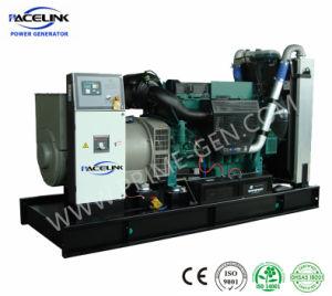 85kVA~631kVA Volvo angeschaltener geöffneter Typ Dieselgenerator-Set mit Ce/ISO