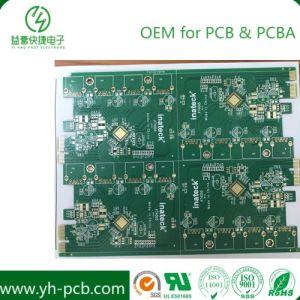 Óleo verde com PCB isento de chumbo