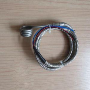 プラスチック注入の機械によって使用される高いワットの密度のばねのコイル・ヒーター