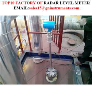 Coulis de ciment 2m 4-20 mA du capteur de niveau radar à ondes guidées