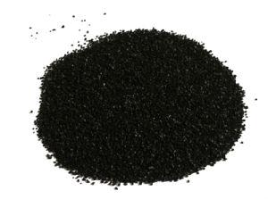 De Geactiveerde Koolstof van de Filter van het Water van de Materialen van de reiniging Zilver