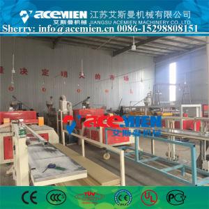 PVC 벽면 기계 목제 천장 벽면 기계 중국을 인쇄하는 최신 판매