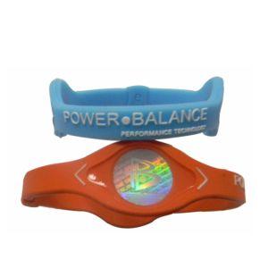 販売(020)のための熱い販売の力の均衡のシリコーンのスマートなブレスレット