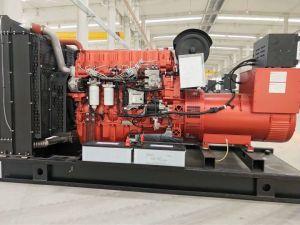 dal prezzo diesel del generatore della Perkins 800kVA con approvazione del Ce