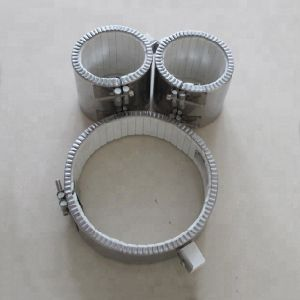 Plastikextruder-Maschinen-keramische Isolierband-Heizungen