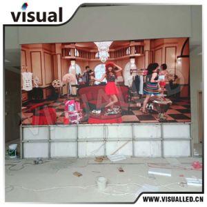 LED fixe l'écran mur vidéo Full HD LED P1.875 P2.51.667, P, P3 affichage LED