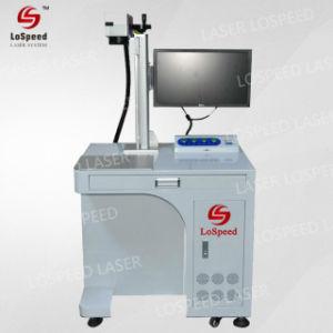 Equipo Industrial Contral marcadora láser de fibra de 20W.