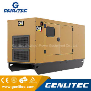 C4.4 80 Dieselgenerator-Set des KVA-Gleiskettenfahrzeug-De88e0