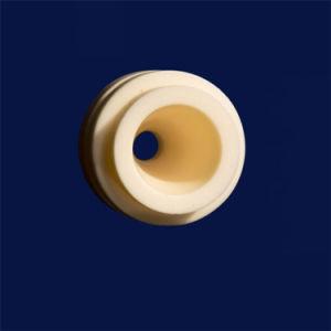 Parti di ceramica dell'imbarcazione dell'allumina resistente all'uso refrattaria Al2O3 di 97%