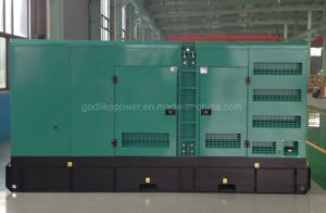 1500 generatore diesel autoalimentato Cummins di giri/min. 300kVA (NTA855-G1B)