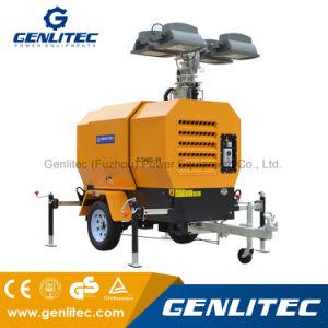 Genlitec гидравлического питания для мобильных ПК в корпусе Tower с двигателем Perkins (GLT4000-9HP)