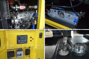 180kVA 150kw leise Kabinendach-bewegliche Energien-elektrischer Dieselgenerator