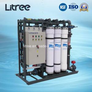 Geïntegreerd Systeem UF voor het Hergebruik van het Water van het Afval