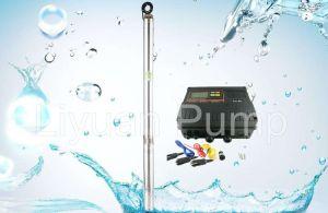4  Bomba Oil-Filled Eléctrico, Controlador eletrônico da bomba de água