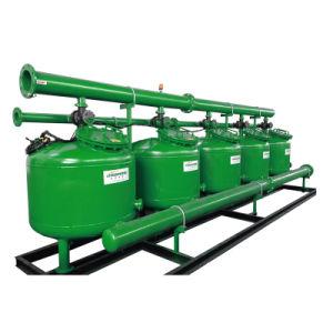 Automatische Wellengang-Sand-Grobfilter-landwirtschaftliche Maschinen