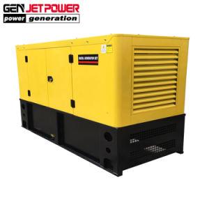 40 КВА 50 Ква 100ква бесшумный дизельных генераторных установках с двигателя