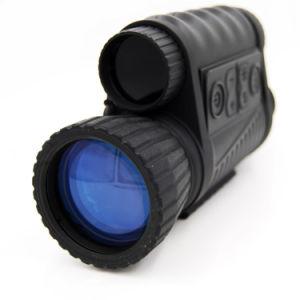 디지털 야간 시계 Monocular 6 Megapiexls 6X50 거리 측정은 TFT LCD 난조 정찰 게임에 영상 사진을 취한다