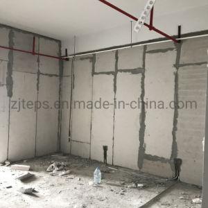 Material de construcción ligera de paneles sándwich EPS prefabricados para el Firewall edificio alto de la torre del proyecto