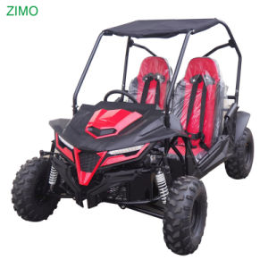 2020 gasolina barata 4 Inj 208cc Racing dune buggy Off Road Go Kart para adultos
