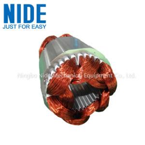 반 자동 모터 고정자 코일 감기 삽입 기계