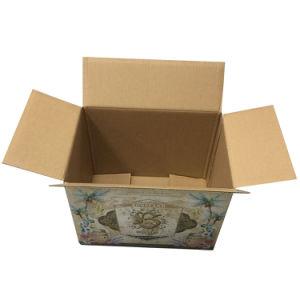 Pas het Vakje van de Verpakking van de Melk van het Vakje van het Document van de Kleur voor Opslag aan