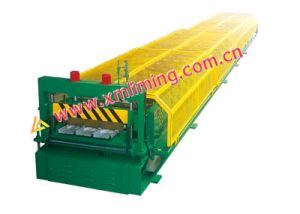 Kliplock máquina de hacer del techo rollo formando