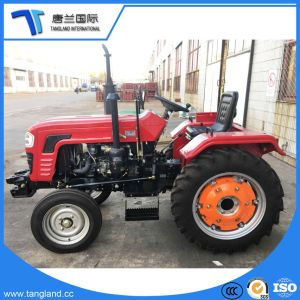 25HP het Landbouwbedrijf/de Dieselmotor/Compact/de Tractor Agricultuiral van de Transmissie van de Aandrijving van de schacht
