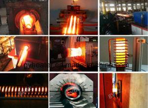 Calentador de inducción Industrial Equipos para tratamiento térmico de fundición de metal
