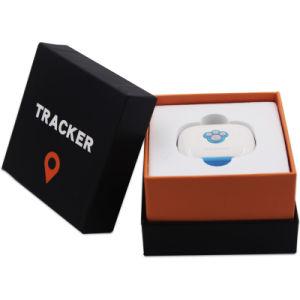 Smart водонепроницаемый мини-Pet Agps GPS отслеживания Lbs Tracker кольцо для собак Cat