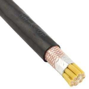 Cavo di controllo flessibile di rame del conduttore 1.5sqmm del collegare di memoria del cavo di controllo 10