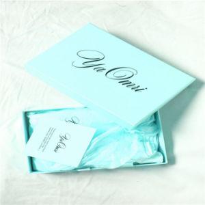 [هيغقوليتي] [هندمد] ورق مقوّى ورقة هبة يعبّئ صندوق صنع وفقا لطلب الزّبون [جفت بوإكس]
