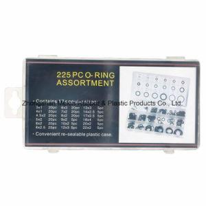 Guarnizione di gomma di sigillamento del giunto circolare di 225 formati PCS/18 per l'impianto idraulico, automobilistica