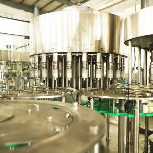신기술 가격 에너지 절약 회전하는 광수 병 충전물 기계/물병 기계