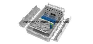 24 puertos de fibra óptica FTTH, caja de bornes para aplicaciones FTTX